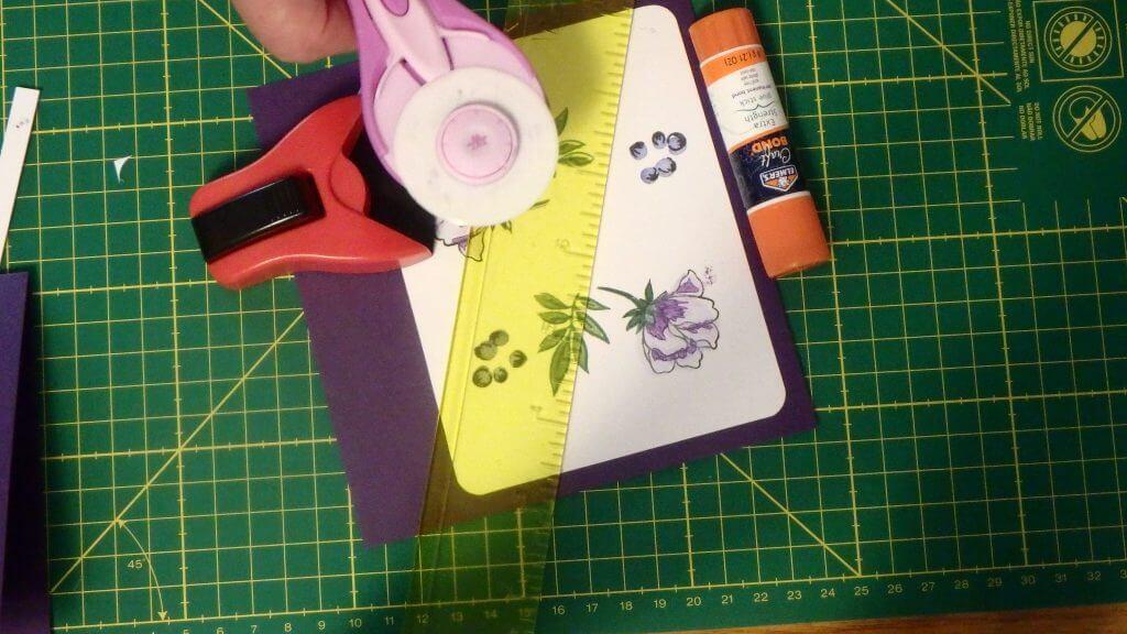 Card marking tools