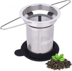 Loose Leaf Tea Strainer